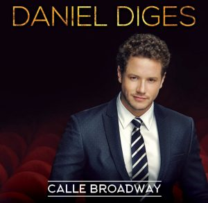 Daniel Diges portada disco Calle Broadway