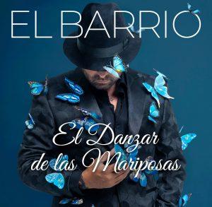 El Barrio portada disco El Danzar de las Mariposas