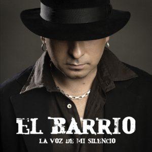 El Barrio portada disco La Voz de mi Silencio