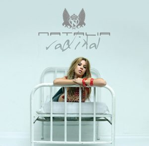 Natalia portada disco Radical