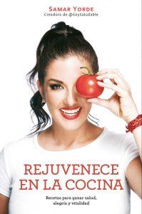 Samar Yorde libro Rejuvenece en la Cocina