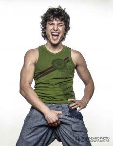 ALEX GONZALEZ actor Madrid 2004