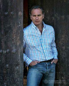 BERTIN OSBORNE singer TV host Sevilla 2008