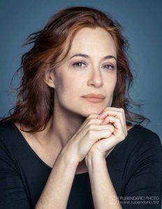 SARA DERAY actress Madrid 2020