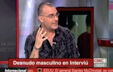 entrevista CNN Rubendario